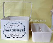 garden tool storage baskets wholesale
