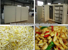 new functional bean ,oat,wheat sprouting machine with low price