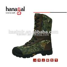9 pulgadas botas de tobillo superior completo de camuflaje alto botas de caza