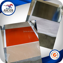 hot stampling zinc plate for making logos, pure zinc