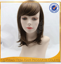 belle madame german synthetic ombre lace front wig