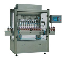 full-automatic bottle washing filling capping machine