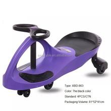 2015 Hot selling Baby Swing Car simple model more colors