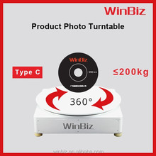 Professional taking product photos equipment, 360 degrees rotating turntable for Large Products like Furniture,Clothing Models