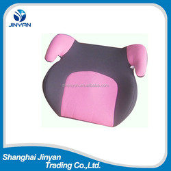 100% quality forward facing backless portable baby Car Seat booster age for 3-12 Years Old with ECE certificate