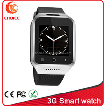 new cell phone watch android 4.4 with dual core cpu and 5.0 camera for you