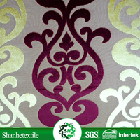 Arabia and Turkish royal velvet chair fabric