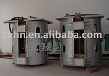 hyraulic tilting induction furnace