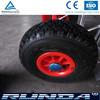 cheap small rubber wheels 300-4