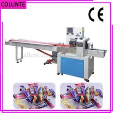 high quality lollipop candy packing machine automatic packing machine
