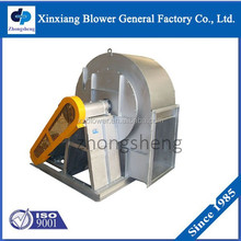 High efficiency energy-saving AC Waste Incineration Boiler Centrifugal Draft Fan