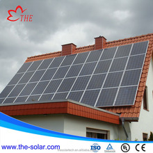Solar panel and solar light,solar pumping system in Tanzania