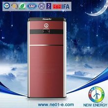 Green refrigerant inverter innovative dc inverter heat pump water heater for house