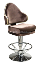 Perfect choice comfortable luxury casino bar stools wholesale ( NH1276 )