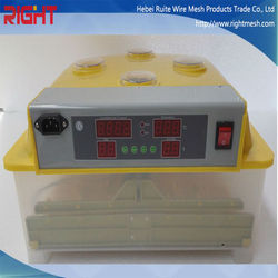 China Supply Automatic humidity controlling quail incubator