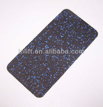 Hanzhou HILIFT rubber anti-slip/friction pad anti vibration mat