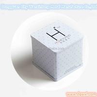 new design made up tin case, high-grade tin can, tin box