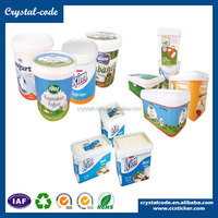 in mold label, iml label, in mould label