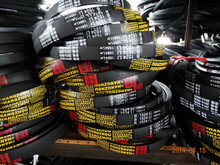 Manufacture High oil resistant Rubber flat belt best price