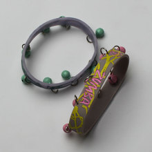 Bracelet/Silicone Wrist Band with Jingle Bell