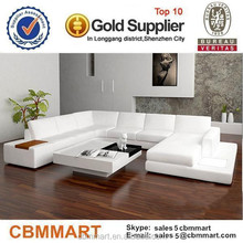 0413 --S865w house renovation Living room furniture sofa fabric / leather sofa / sectional sofa