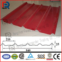 Cost effective pre coated color steel sheet metal