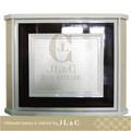 De lujo más vendido de venta al por mayor de madera bar contador profesional fábrica de muebles- jh00- 03 barra de bar- jl& c mu