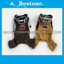 Cute letter pattern pet dog clothes