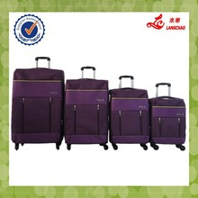 New best sale cheap lightweight baggage sets wholesale travel bag