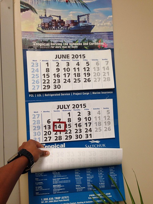 Печать календарь дешево