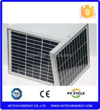 China wholesale 12V 10W polycrystalline solar panel price india