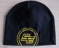 Fashion Cotton Spandex Winter Beanie, Custom Printed 100% Cotton Beanie Hat
