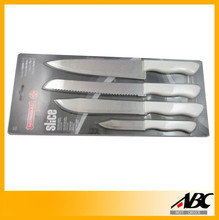 4 PCS High Quality Stainless Steel Durable Knife Set Kitchen