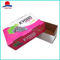 Wholesale High Quality Printed Fruit Carton