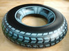 New big inflatable tire swimming ring