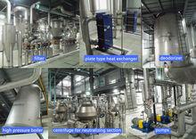 zhengzhou yuanyang crude vegetable oil refinery