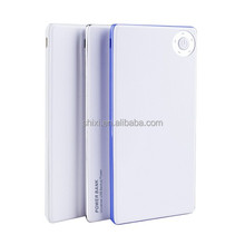 Top selling ABS 10000mah power bank external mobile power bank 10000mah manual for power bank cheap for IPhone / samsung glaxy