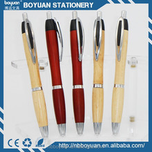china 2016 hot sale new design wooden maple,rosewood ball pen
