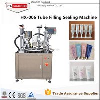 Automatic Paste Tube Ultrasonic Filling Sealing Machine for Sale