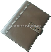 2014 chea fancy leather agenda organizer