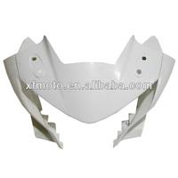 For HONDA CBR 250 2011-2012 CBR-250 ABS Wholesale ABS Unpainted Upper Front Fairing
