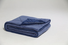 high quality and soft coral fleece quilt