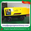 New 20bar China Supplier Air Compressor For Mining/portable screw type air compressor