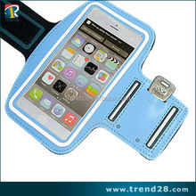 neoprene sport armband jogging case for iphone 6 plus