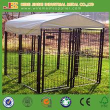 6ft*4ft*4ft Boxed Outdoor large welded Dog kennels/Dog cages