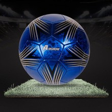 Official size and weight pvc soccerball,football training