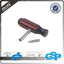 Made in China 10 Years Experience Poyex stainless right angle screwdriver