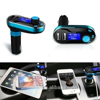 2015 New hot Car Charger FM Transmitter MP3 Player driver digital sport car mp3 player