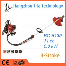 high performance 4 stroke engine backpack brush cutter BC-B139