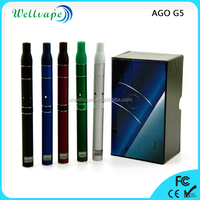 2015 wholesale price long battery life Ago g5 dry herb vaporizer